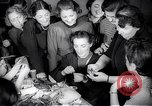 Image of Jewish refugees learn sewing Paris France, 1938, second 24 stock footage video 65675031081