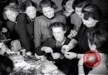 Image of Jewish refugees learn sewing Paris France, 1938, second 25 stock footage video 65675031081