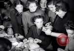 Image of Jewish refugees learn sewing Paris France, 1938, second 41 stock footage video 65675031081