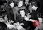 Image of Jewish refugees learn sewing Paris France, 1938, second 43 stock footage video 65675031081