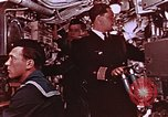 Image of Soviet submarine and missile launch Arctic Ocean, 1969, second 6 stock footage video 65675031090