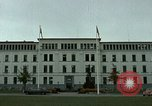 Image of HQ  USAFE Wiesbaden Germany, 1969, second 5 stock footage video 65675031096