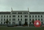 Image of HQ  USAFE Wiesbaden Germany, 1969, second 6 stock footage video 65675031096