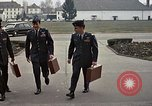 Image of HQ  USAFE Wiesbaden Germany, 1969, second 25 stock footage video 65675031096