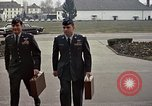 Image of HQ  USAFE Wiesbaden Germany, 1969, second 26 stock footage video 65675031096