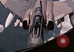 Image of F-4 Phantom takeoff and midair fueling Europe, 1969, second 37 stock footage video 65675031103