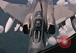 Image of F-4 Phantom takeoff and midair fueling Europe, 1969, second 39 stock footage video 65675031103
