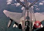 Image of F-4 Phantom takeoff and midair fueling Europe, 1969, second 49 stock footage video 65675031103