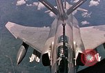 Image of F-4 Phantom takeoff and midair fueling Europe, 1969, second 53 stock footage video 65675031103