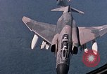 Image of F-4 Phantom takeoff and midair fueling Europe, 1969, second 60 stock footage video 65675031103