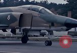 Image of RF-4 Phantom II on recon flight Europe, 1969, second 53 stock footage video 65675031105