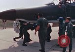 Image of RF-4 Phantom II on recon flight Europe, 1969, second 61 stock footage video 65675031105
