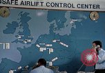 Image of USAFE-MAC control center Kaiserslautern Germany, 1969, second 21 stock footage video 65675031108
