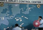 Image of USAFE-MAC control center Kaiserslautern Germany, 1969, second 23 stock footage video 65675031108