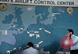 Image of USAFE-MAC control center Kaiserslautern Germany, 1969, second 25 stock footage video 65675031108