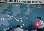 Image of USAFE-MAC control center Kaiserslautern Germany, 1969, second 31 stock footage video 65675031108