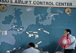 Image of USAFE-MAC control center Kaiserslautern Germany, 1969, second 32 stock footage video 65675031108