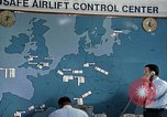 Image of USAFE-MAC control center Kaiserslautern Germany, 1969, second 33 stock footage video 65675031108