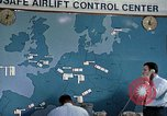 Image of USAFE-MAC control center Kaiserslautern Germany, 1969, second 36 stock footage video 65675031108