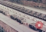 Image of United States Army tank columns Europe, 1969, second 1 stock footage video 65675031115
