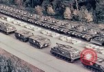 Image of United States Army tank columns Europe, 1969, second 4 stock footage video 65675031115