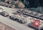 Image of United States Army tank columns Europe, 1969, second 7 stock footage video 65675031115