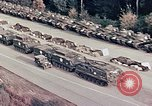 Image of United States Army tank columns Europe, 1969, second 9 stock footage video 65675031115