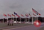 Image of Supreme Headquarters Allied Powers Europe facility Mons Belgium, 1969, second 14 stock footage video 65675031116