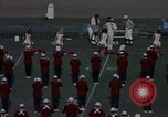 Image of Stanford University Band and Football game Palo Alto California USA, 1976, second 12 stock footage video 65675031127