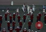 Image of Stanford University Band and Football game Palo Alto California USA, 1976, second 15 stock footage video 65675031127