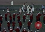 Image of Stanford University Band and Football game Palo Alto California USA, 1976, second 17 stock footage video 65675031127
