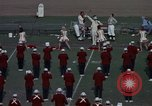 Image of Stanford University Band and Football game Palo Alto California USA, 1976, second 18 stock footage video 65675031127