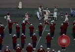 Image of Stanford University Band and Football game Palo Alto California USA, 1976, second 19 stock footage video 65675031127