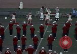 Image of Stanford University Band and Football game Palo Alto California USA, 1976, second 24 stock footage video 65675031127