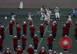 Image of Stanford University Band and Football game Palo Alto California USA, 1976, second 25 stock footage video 65675031127