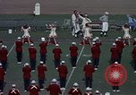 Image of Stanford University Band and Football game Palo Alto California USA, 1976, second 26 stock footage video 65675031127