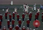 Image of Stanford University Band and Football game Palo Alto California USA, 1976, second 27 stock footage video 65675031127