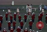 Image of Stanford University Band and Football game Palo Alto California USA, 1976, second 28 stock footage video 65675031127