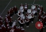 Image of Stanford University Band and Football game Palo Alto California USA, 1976, second 30 stock footage video 65675031127