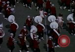 Image of Stanford University Band and Football game Palo Alto California USA, 1976, second 35 stock footage video 65675031127