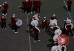 Image of Stanford University Band and Football game Palo Alto California USA, 1976, second 38 stock footage video 65675031127