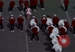 Image of Stanford University Band and Football game Palo Alto California USA, 1976, second 39 stock footage video 65675031127