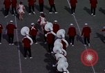 Image of Stanford University Band and Football game Palo Alto California USA, 1976, second 40 stock footage video 65675031127