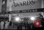 Image of Sidney Poitier first African American recipient of Oscar Award Hollywood Los Angeles California USA, 1964, second 11 stock footage video 65675031136