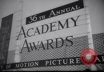 Image of Sidney Poitier first African American recipient of Oscar Award Hollywood Los Angeles California USA, 1964, second 13 stock footage video 65675031136