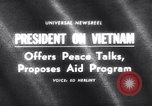 Image of President Lyndon B Johnson Baltimore Maryland USA, 1965, second 1 stock footage video 65675031140