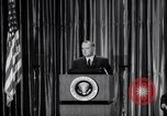 Image of President Lyndon B Johnson Baltimore Maryland USA, 1965, second 49 stock footage video 65675031140