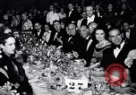 Image of Academy Awards Ceremony Los Angeles California USA, 1941, second 19 stock footage video 65675031143