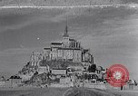 Image of Mont-Saint-Michel Normandy France, 1931, second 1 stock footage video 65675031148
