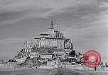 Image of Mont-Saint-Michel Normandy France, 1931, second 5 stock footage video 65675031148